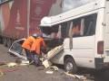 В Житомирской области в ДТП с фурой и автобусом погибли 10 человек