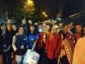Журналисты провели ночь под РУВД Минска