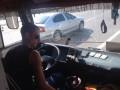 В Киеве наказали водителя маршрутки, унизившего мать АТОшника
