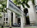 Прибыль Thomson Reuters выросла на 70%