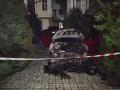 В Херсоне сожгли авто доверенного лица кандидата в нардепы