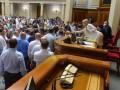 Нардеп от СН извинился перед коллегой из ЕС за прикосновение к ее руке
