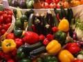 Потребление овощей и фруктов среди украинцев значительно ниже нормы