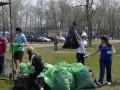 В киевском субботнике приняли участие более 52,7 тысяч человек