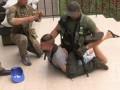 В Кривом Роге резервисты во время учений выстрелили в журналиста