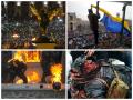 Год расстрелам на Майдане: ТОП-50 самых впечатляющих снимков протеста