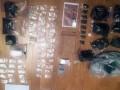 У киевлянина изъяли наркотиков на 3 млн грн, оружие и боеприпасы