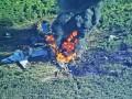 В США разбился военный самолет, пять человек погибли
