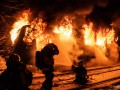 В Чехии на ходу загорелся пассажирский поезд