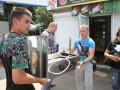 В Киеве запретят киоски с шаурмой и хот-догами