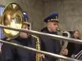 Концерт в метро: В Киеве на