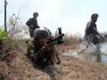 ООС: Ситуация на луганском направлении стабильна
