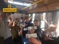 Ветераны АТО в Кропивницком наказали водителя маршрутки