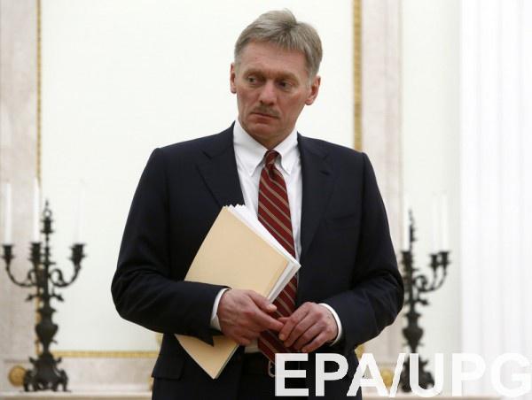 Песков прокомментировал слова Медведчука
