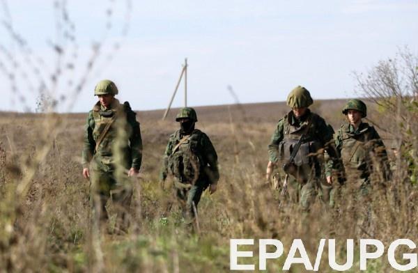 Боевики обстреливают позиции ВСУ