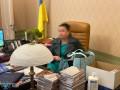 В Харькове на взятке попалась глава окружного суда