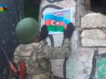 В Баку заявили об отступлении армянской армии с позиций в Карабахе