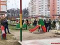В Виннице от взрыва пострадало трое воспитанников детского сада