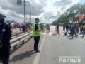 Под Житомиром перекрыли трассу Киев-Чоп: детали