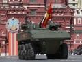 В России заявили о разработке нового колесного танка