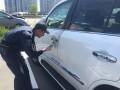 На парковке на Осокорках произошла стрельба: есть раненый