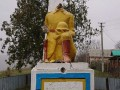 На Тернопольщине вандалы оторвали голову у памятника солдату ВМВ