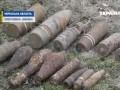 В Умани на частном участке нашли боеприпасы времен Второй мировой войны