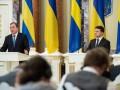 Зеленский и премьер Швеции обсудили сотрудничество