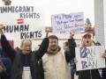 В США прокатилась волна протестов против депортации иммигрантов