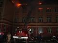 В Одесской области от удара молнии загорелась школа
