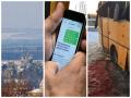 День в фото: Аэропорт Донецка без башни, обстрел под Волновахой и депутат-колхозник