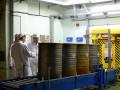 В Чернобыле заработал завод по переработке радиоактивных отходов