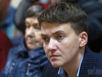 Савченко похудела на 10 килограмм - сестра нардепа