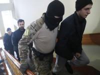 Уже восемь: Суд в РФ вынес еще четыре решения о продлении ареста морякам