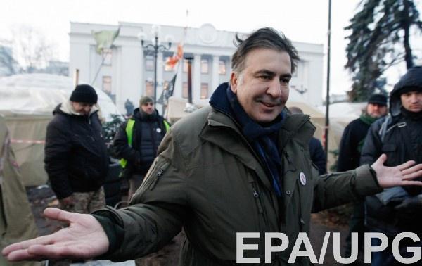 Саакашвили призвал НАБУ безотлагательно начать досудебное расследование