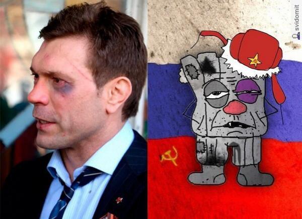 """""""Сегодня гривня более стабильна, чем рубль"""", - беглый экс-нардеп Царев дал рекомендации Кремлю на московском экономическом форуме - Цензор.НЕТ 9873"""
