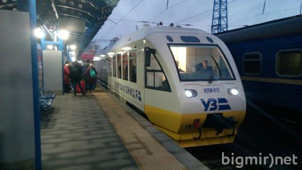 Скоростной экспресс на Борисполь не популярен среди пассажиров аэропорта