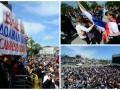 Димон, выйди вон: в России с драками митингуют против коррупции