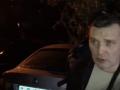 В Киеве пьяный семьянин напал на чужую машину