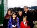 К Ющенко на Рождество приезжал известный пастор из Техаса