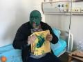 Крысину националисты плеснули зеленкой в лицо