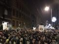В Сербии протестовали против президента