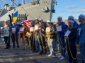 В США протестовали из-за ареста украинских моряков
