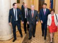 Гройсман встретился с советником президента США