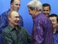 Путин встретился с госсекретарем США на Бали