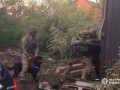 Полиция показала видео спецоперации под Киевом