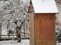 Под Днепром 17-летняя девушка родила в туалете и бросила там младенца