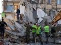 В Албании объявлено ЧП после землетрясения