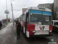 В Тернополе остановили пьяного водителя троллейбуса