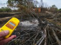 Пожар в Чернобыльской зоне: радиация выше нормы